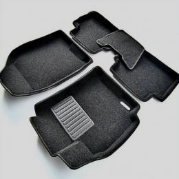 Автомобильные коврики Euromat 3D Business