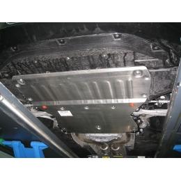 Защита картера двигателя для Toyota Hilux (4 части)