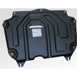 Защита картера двигателя для Volkswagen Polo sedan/hatchback (большая)