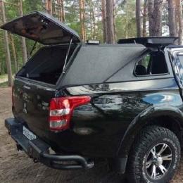 Кунг ТРАНСФОРМЕР  для пикапа силовой алюминиевый Автобот-2
