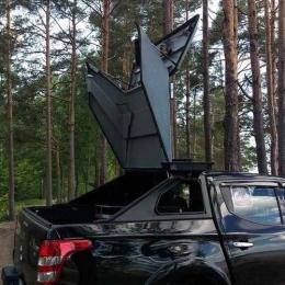 Кунг-трансформер автобот-2 для пикапа Fiat Fullback (Фиат Фулбек)