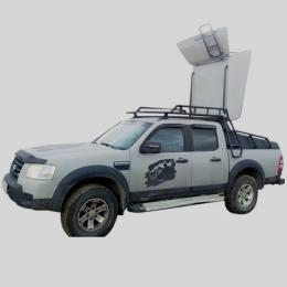 Кунг-трансформер автобот-2 на пикап Ford Ranger 2012-