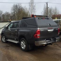 Кунг-трансформер автобот-2 для пикапа Toyota Hilux