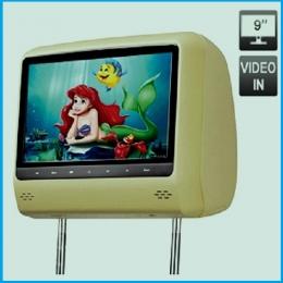 Подголовник со встроенным LCD монитором 9 дюймов,AVIS Electronics AVS0944BM