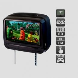 Подголовник с сенсорным монитором 9 дюймов и встроенным DVD плеером AVIS Electronics AVS0945T
