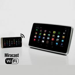 """Навесной монитор на подголовник с диагональю 10.1"""", со встроенным Full HD медиаплеером, AirPlay, Miracast и HDMI AVIS Electronics AVS1088TM"""