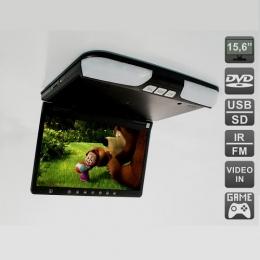 Автомобильный потолочный монитор со встроенным DVD плеером AVIS Electronics AVS1520T