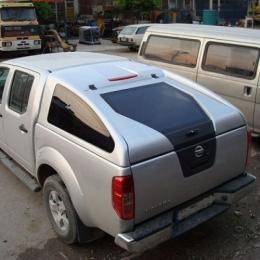 Кунг для пикапа Nissan Navara Starbox