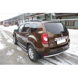 Защита порогов D 50.8 Renault  Duster 2012-2014
