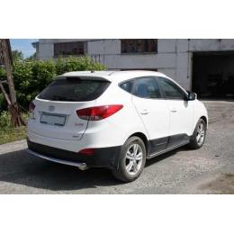 Защита задняя D 60,3  для Hyundai  IX-35 2010-