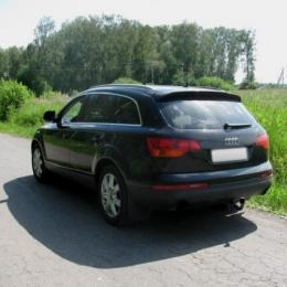 Фаркоп Audi Q7 Baltex (2006-) лёгкосъёмный крюк