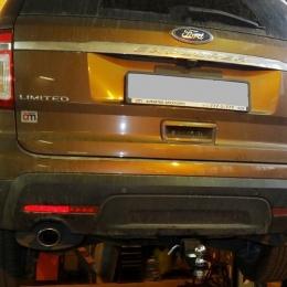 Фаркоп Ford Explorer Baltex (2011-) крюк лёгкосъёмный