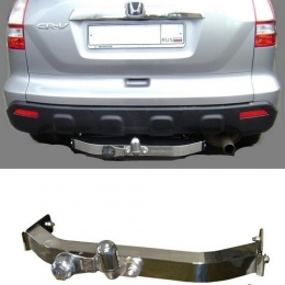 Фаркоп Honda CR-V Baltex (2006-) крюк и пластина из стали