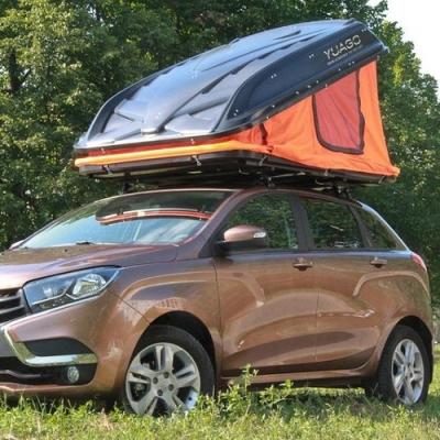 Багажный бокс-палатка TRAVEL Автопалатка