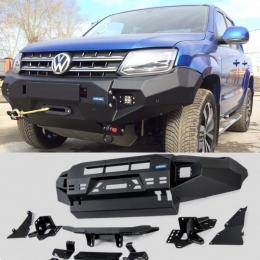 Бампер силовой передний для пикапа Volkswagen Amarok 2010-