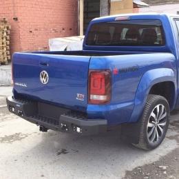 Бампер силовой задний AL для пикапа Volkswagen Amarok 2010-