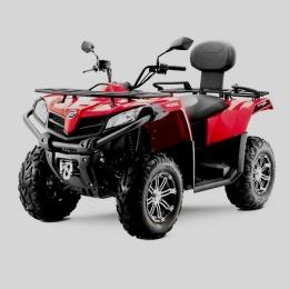 Защита для квадроцикла CF Moto Х4 (450L, 520l)