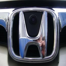 Камера переднего вида для Honda Accord
