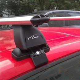 Багажник на крышу автомобиля Lux аэродинамическая дуга за дверной проём