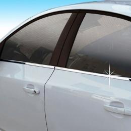 Накладки хромированные боковых стекол нижние для Hyundai IX 35 (2010 -)