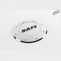 Накладка хромированная крышки топливного бака для Kia Soul (2008-)