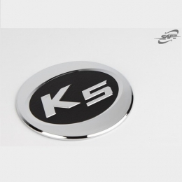 Накладка хромированная крышки топливного бака для Kia Optima (2010-)