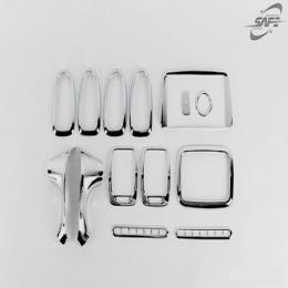 Накладки интерьера хромированные для Hyundai Sonata EF (TAGAZ) (2000 - 2012)