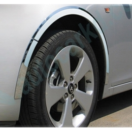 Накладки хромированные колесных арок для Chevrolet Сruze (2011-)