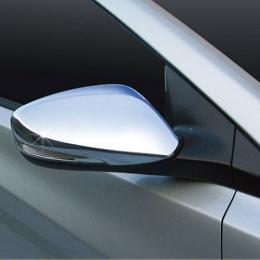Накладки хромированные на зеркала (под ПП) для Hyundai Elantra (2011-)
