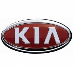Накладки на пороги для Kia