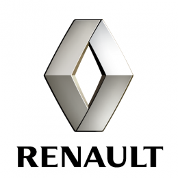 Накладки на пороги для а/м Renault