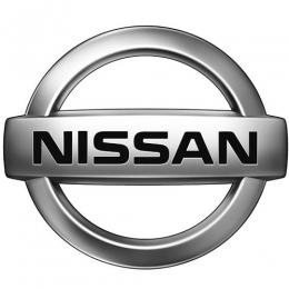 Накладки на пороги для а/м Nissan