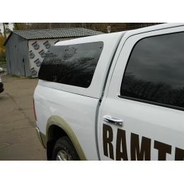Кунг для пикапа DODGE RAM CREW CAB  В ГРУНТЕ арт.drс002