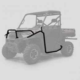 Бампер передний с боковой защитой для квадроцикла  Polaris Ranger XP 1000 2018-