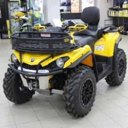 Расширители колесных арок для квадроцикла BRP CAN-AM Outlander G2, 2013-