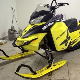 Бампер передний для снегохода BRP Ski-doo Summit Rev-XM/XS