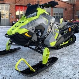 Бампер передний для снегохода POLARIS RMK Axys