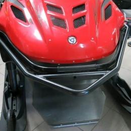 Бампер передний для снегохода  RM Тайга Варяг 550 /Классика /Лидер /Спутник