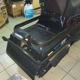 Бампер задний для снегохода RM Vector 551i