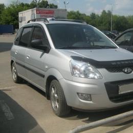 Дефлекторы окон Hyundai Matrix