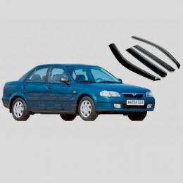 Дефлекторы окон Mazda 3 Sd