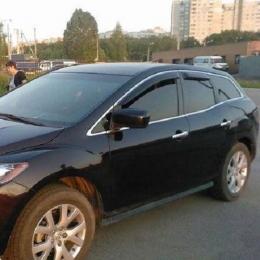 Дефлекторы окон Mazda CX 7