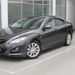 Дефлекторы окон Mazda 6 Sd