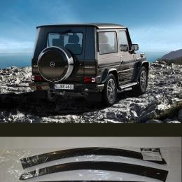 Дефлекторы окон Mercedes Benz G-class (W463) 3d