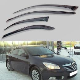 Дефлекторы окон Opel Insignia Sd