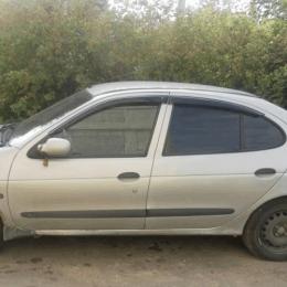 Дефлекторы окон Renault Megane 1 Sd