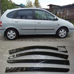 Дефлекторы окон Renault Scenic 1