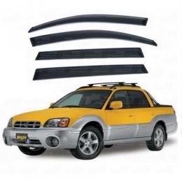 Дефлекторы окон Subaru Baja