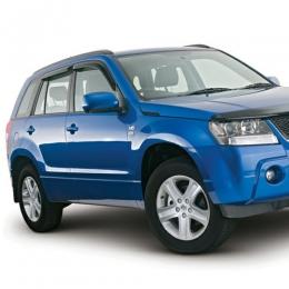 Дефлекторы окон Suzuki Grand Vitara XL-7