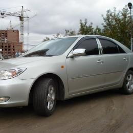 Дефлекторы окон Toyota Camry V30
